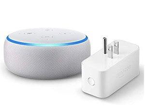 Echo Dot 3rd Gen w/Amazon Smart Plug