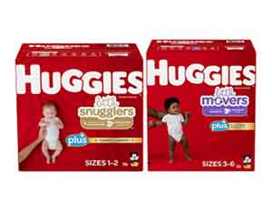 Huggies Plus Diapers