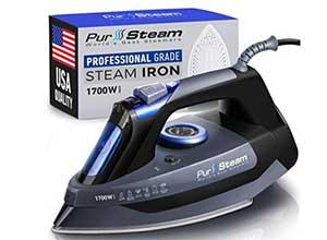 Professional Grade 1700W Steam Iron