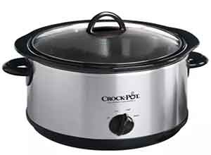 Crock-Pot 4.5qt Manual Slow Cooker
