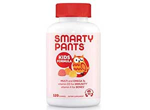 SmartyPants Kids Formula Multivitamin Gummies
