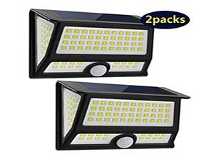 Creative Design 102 LED Solar Garden Lights