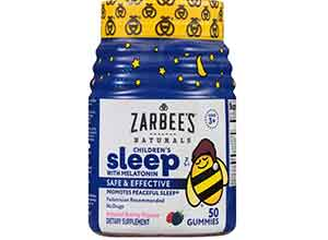 Zarbees Naturals Childrens Sleep with Melatonin