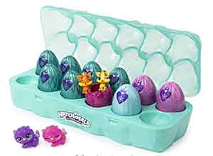 12-Pack Egg Carton with 2 Exclusive Hatchimals