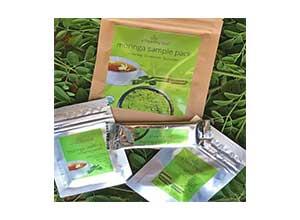 Free Moringa Tea Sample Pack