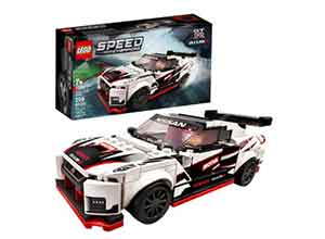 LEGO Nissan GT-R NISMO 76896 Toy Cars Building Kit