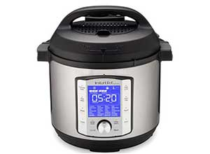 9 in 1 Instant Pot Duo Evo Plus Pressure Cooker