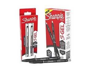 Sample S-Gel Pen