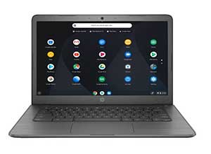 HP 14inch Touch-Screen Chromebook