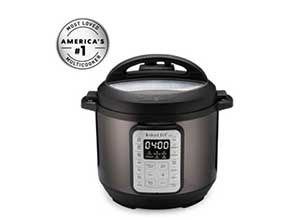 Instant Pot VIVA 6 qt 9 in 1 Programmable Cooker