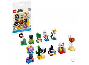 LEGO Super Mario Character Packs Building Kit