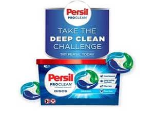 Free Persil Proclean discs