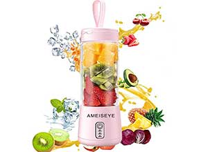 2600mAh Battery operated Personal Size Juicer Cup