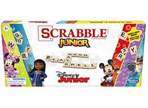 Hasbro Gaming Scrabble Junior