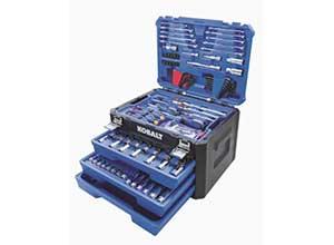 232 Piece Standard Mechanics Tool Set
