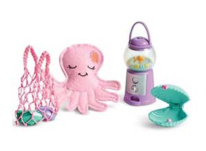 Under the Sea Toy Accessories