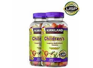 Kirkland Signature Childrens Complete Multivitamin