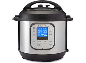 7 in 1 Instant Pot Duo Nova Pressure Cooker