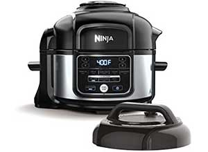 9-in-1 Pressure Cooker and Air Fryer
