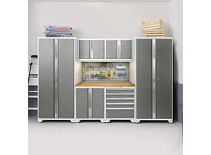 NewAge Storage Cabinet 7-piece Set