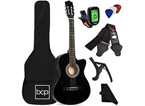 Beginner Acoustic Guitar Starter Set