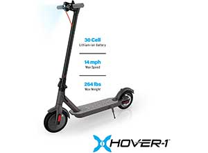 Hover 1 Journey Electric Folding Scooter