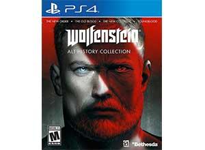 Wolfenstein The Alternative History Bundle PS 4