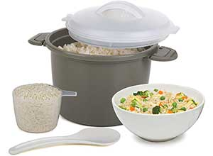 Progressive Microwave Rice Cooker