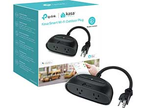 TP-Link Kasa Smart Wi-Fi Outdoor Plug