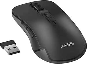 3 Adjustable DPI Levels 6 Buttons wireless mouse