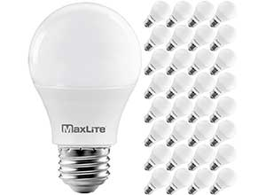 MaxLite 32-Pack A19 LED Bulb