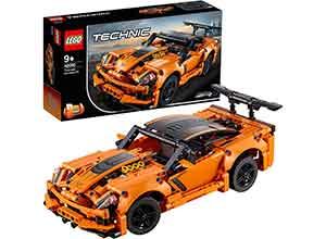 LEGO Chevrolet Corvette ZR1 42093 Building Kit