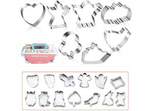 Cookie Cutters Set of 20 Pieces