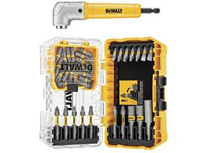 Steel Drill and Driver Bit Set