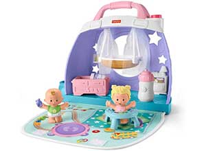 Fisher Price Little People Cuddle Set