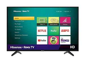 Hisense 32inch Smart TV