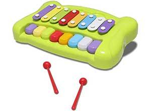 Kids Piano Keyboard Xylophone Toys Set