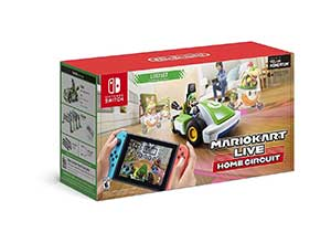 Nintendo Switch Luigi Set Edition