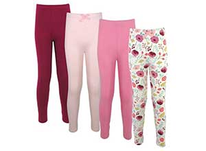 Touched by Nature Girls Cotton Leggings