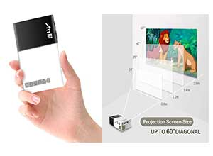 Artlii 2020 New Mini Projector