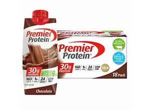 Premier 30g Protein Shakes 11 fl oz 18 pack