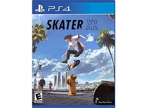 Skater XL PlayStation 4 PlayStation 5