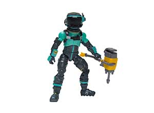 Toxic Trooper Fortnite Core Figure Pack