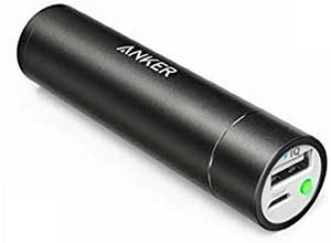Anker PowerCore 3350mAh Portable Charger