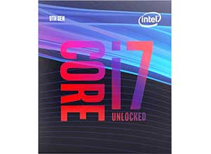 Intel Core i7 9700K 9th Generation 8 Core