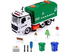 Garbage Street Sweeper Trucks Toy