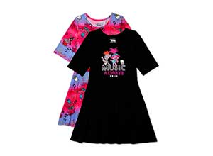 27% Off on 2-Pack Girls Character Dresses