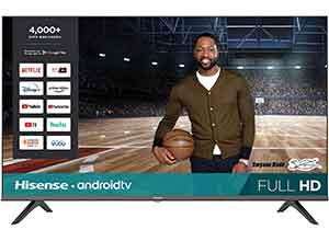 Hisense 43Inch Full HD Smart Android TV