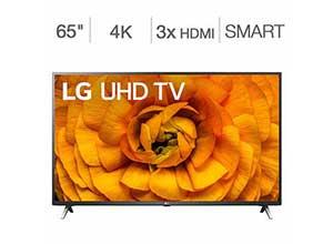 LG 65inch UN8500 Series 4K UHD TV