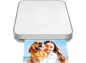 Portable Photo and Video Printer